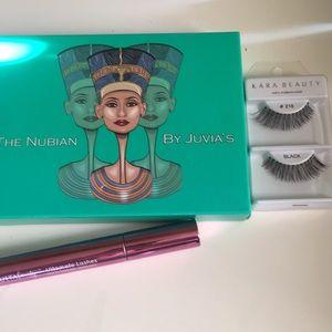 Make an Offer Juvia's Nubian Eyeshadow Palette